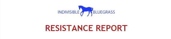 Indivisible Bluegrass Resistance Report