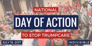 National Day of Action to Stop Trumpcare